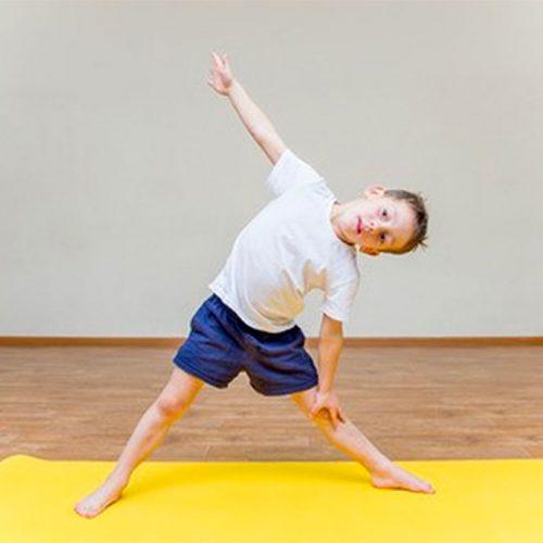 clases de pilates niños